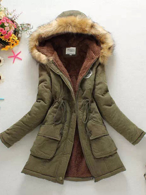 women winter outdoor wear