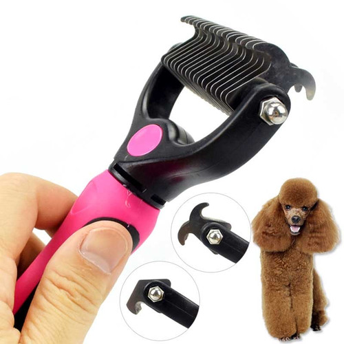 Hair Removal Comb for Dogs Cat