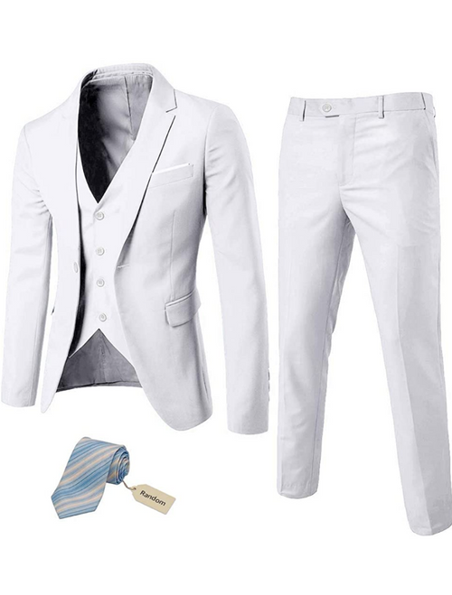 Classical. Men luxery party suits