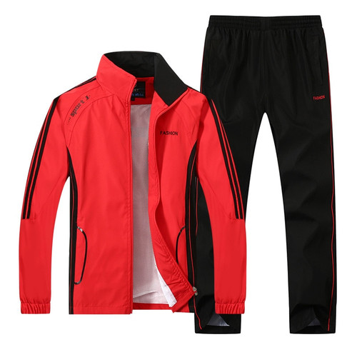 Male Clothing Tracksuit Size L-5XL