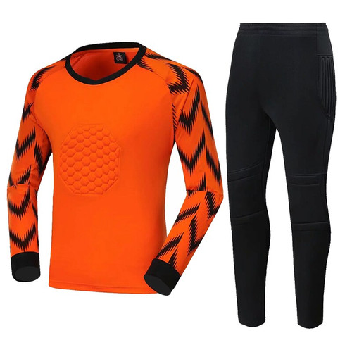 Kids Adults Soccer Goalkeeper Jersey
