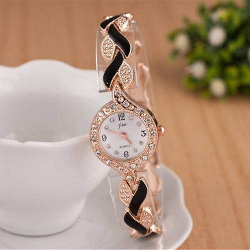 Women Luxury Crystal Dress Wristwatches