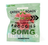 Green Roads On The Go Gummies-50MG