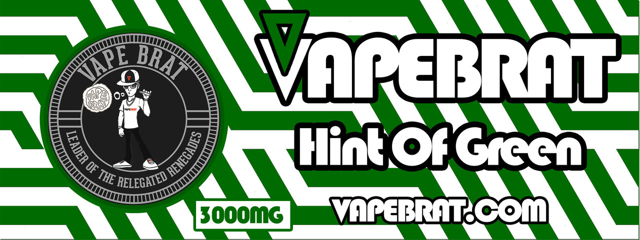 VapeBrat CBD Oil 3000mg