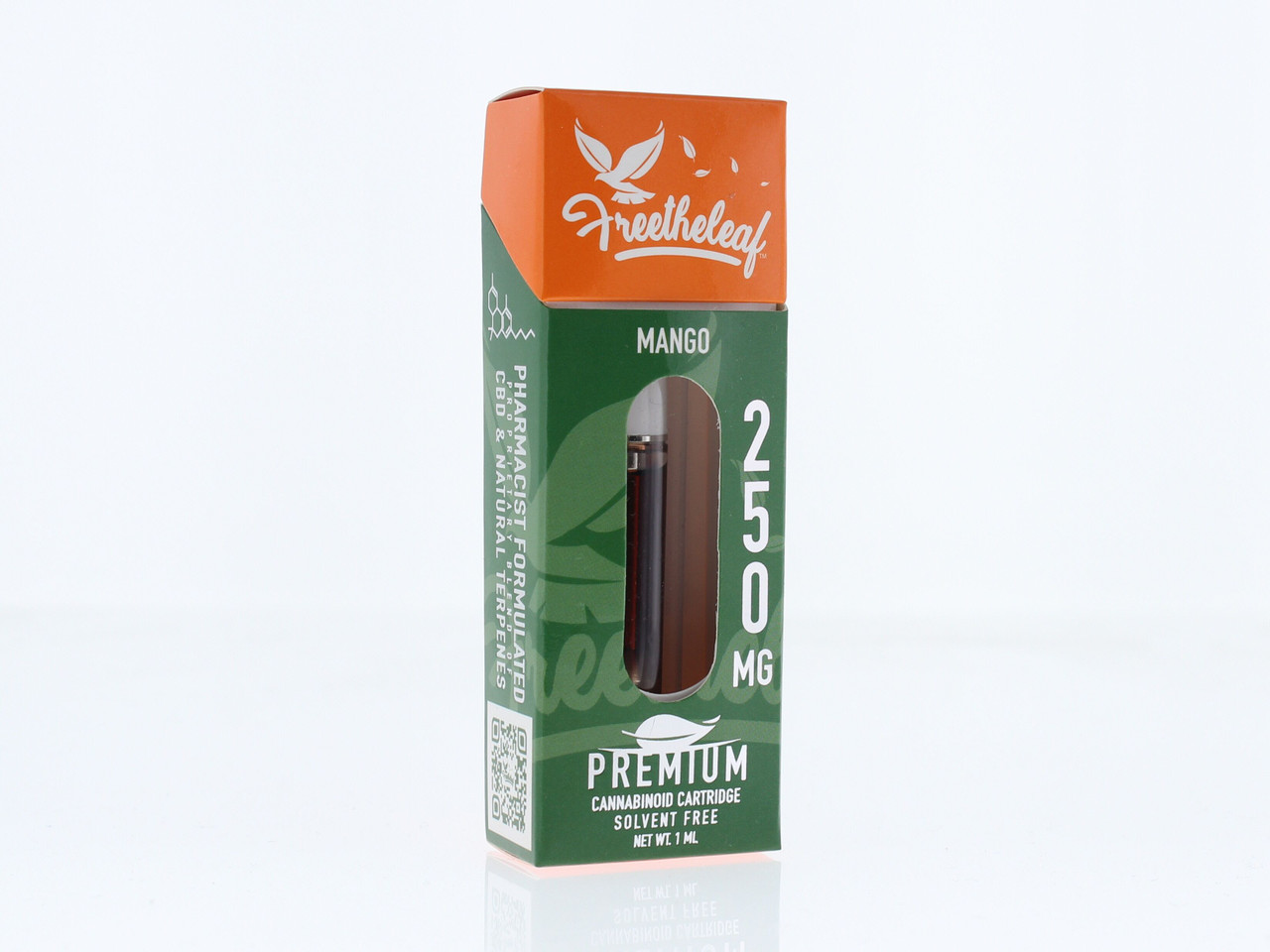 Free The Leaf – CBD 250MG Cartridge