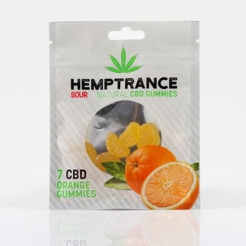 HempTrance : Natural CBD Gummies 350MG Pack