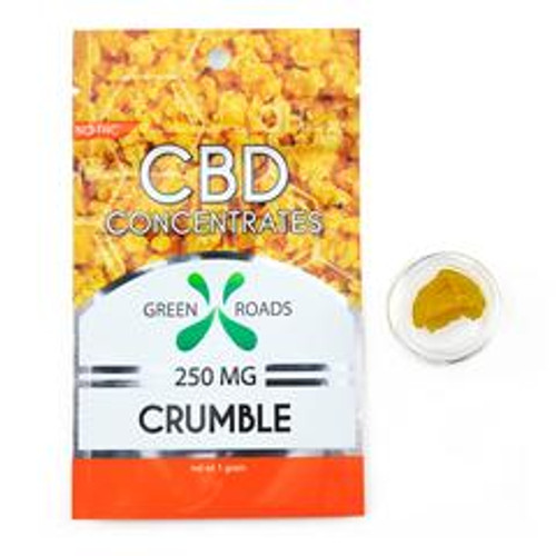 """CBD """"DAB CRUMBLE"""" for WAX/CONCENTRATE VAPE PEN"""