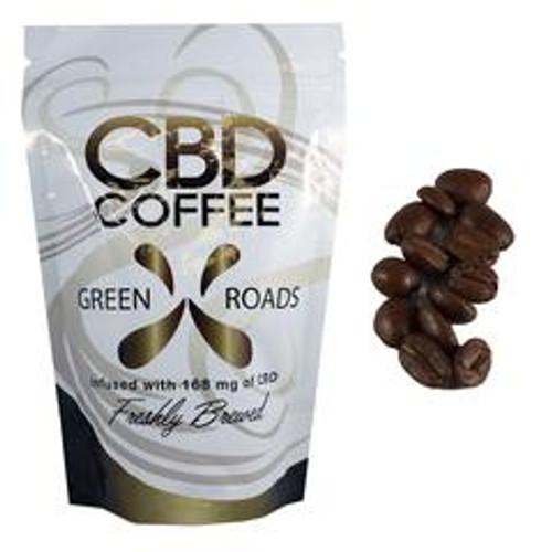 CBD COFFEE: 3oz Package: 84mg CBD