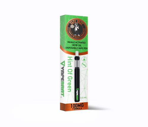CBD Disposable Pen 100mg CBD 1.2% Nicotine