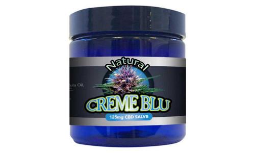 BlueMoon CBD Topical Salve 1oz Natural