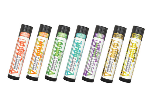 BratBalm::Multiple Flavors: CBD Infused Lip Balm