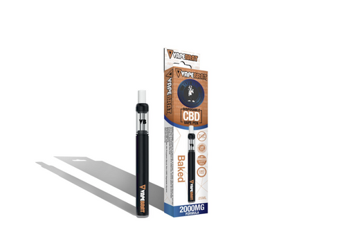 VapeBrat 2000MG CBD Disposable Pen