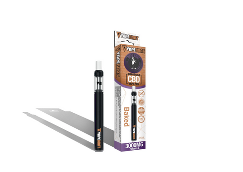 VapeBrat 3000MG CBD Disposable Pen