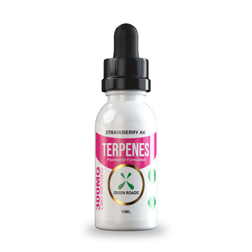 Green Roads 300mg Terpenes 15ml
