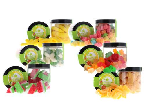 Natural Paradise 500mg CBD Infused Gummies