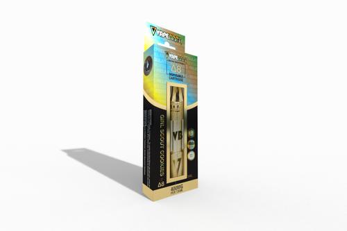 VapeBrat Delta 8 Vape Cartridge: Girl Scout Cookies 400mg