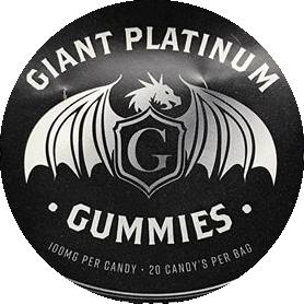 Giant Platinum CBD