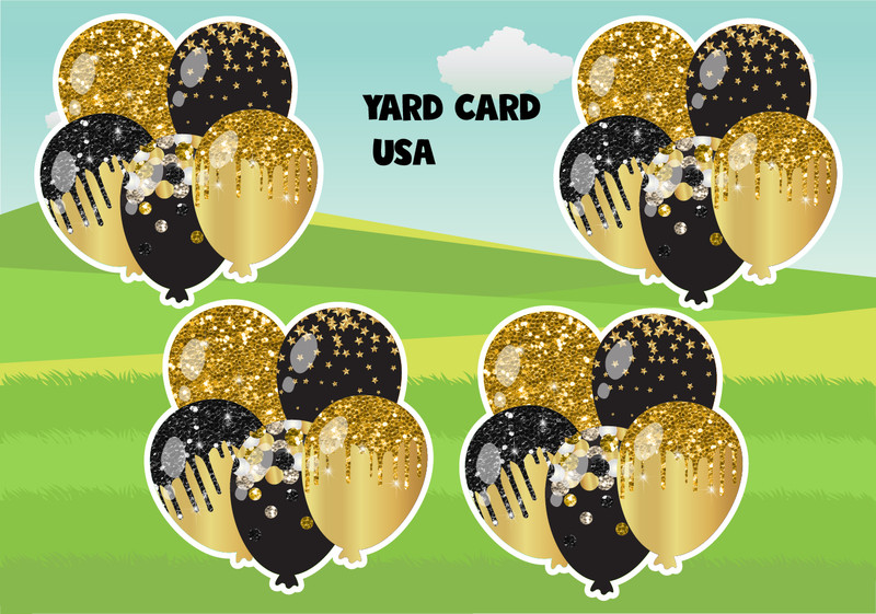 Gold and black, yard card rental wholesale, letters,  yard card supply, yard card wholesale, yard card, yard signs, birthday yard signs, lawn letters, lawn greetings, birthday lawn signs, balloons, party sets, glitter, sequins, sparkle, beer, wine, yard greeting, yard lawn card, celebration lawn signs, rental company lawn signs, yard card wholesaler, yard card supply, yardcardsupply, yard card usa, yardcardusa, yardcard, wholesale yard card supply, lawn cards supply, yard card supply wholesaler, purchase yard signs, birthday yard signs to own, yard card supplies, yard card rental wholesale, yard card supply wholesale