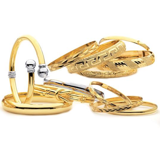 Gold Bangle 14K Gold Rope Bangle Bracelet 2.58 mm Gold Stacking Solid 14k Gold Gift Trending Jewelry 14k Gold Wire Bangle Bracelet