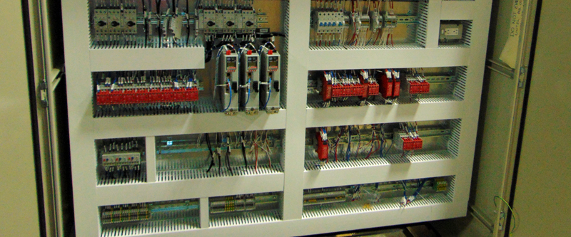 electrical control panel design
