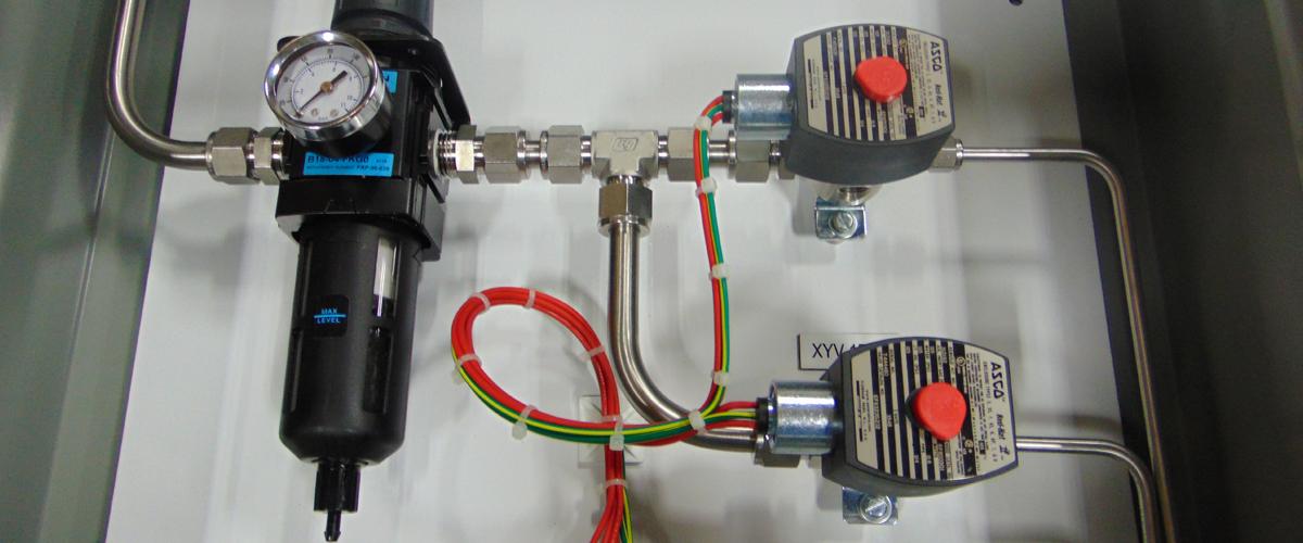 Custom Pneumatic Panel