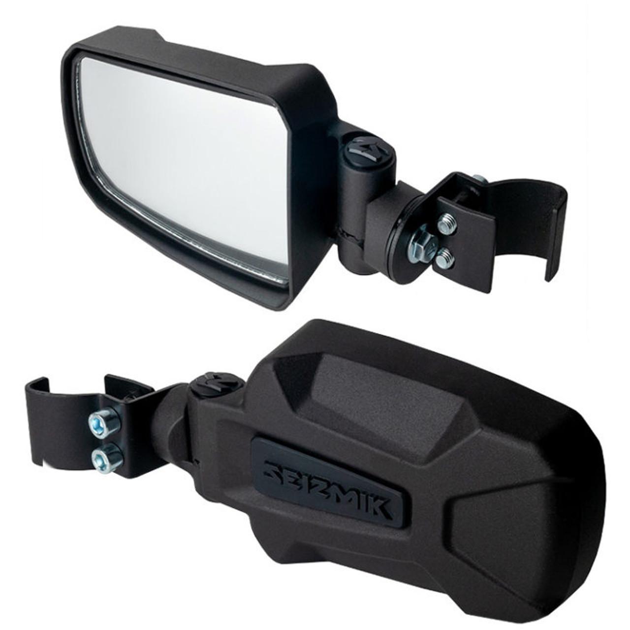 Seizmik 18073 Pursuit Side View Mirror Polaris Pro-Fit Roll Cages POLARIS RANGER