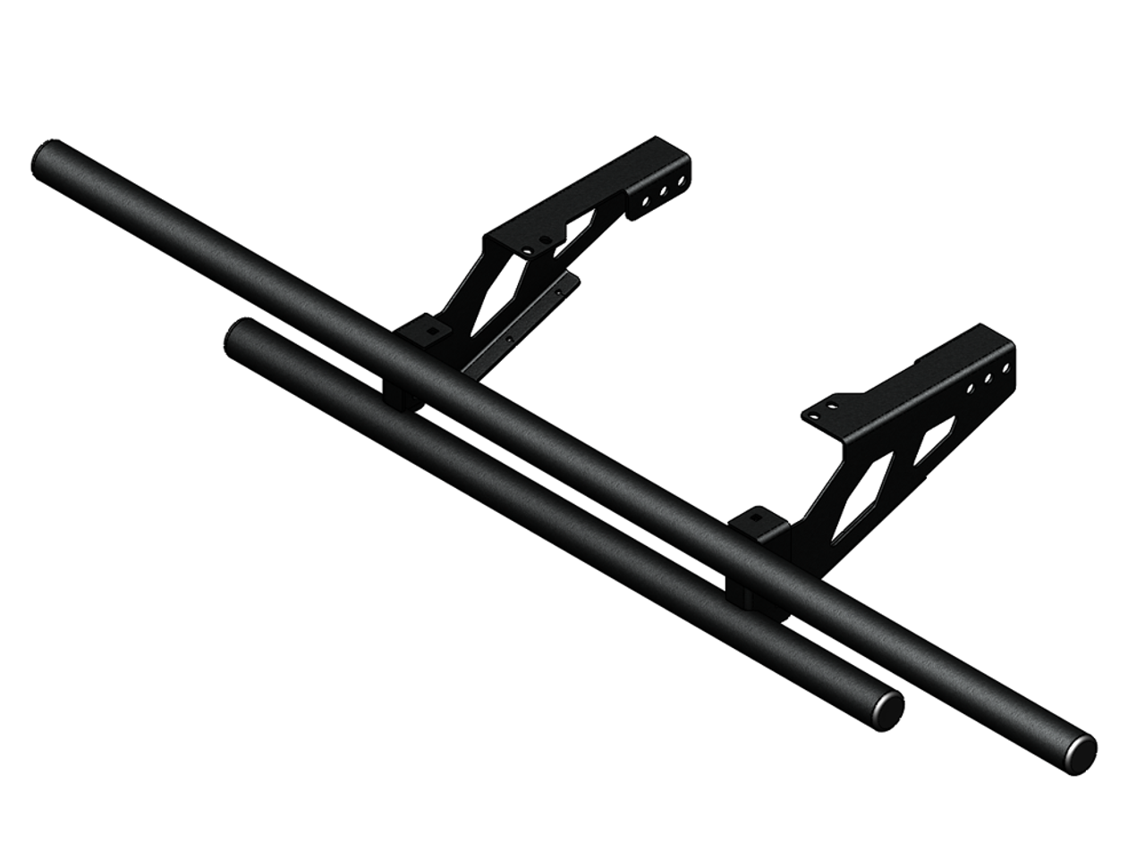 Polaris Full Size Ranger 900 XP Rear Double Tube KFI Bumper