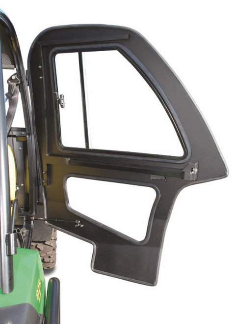 Aluminum Replacement Doors For John Deere Gator Xuv Factory Cab