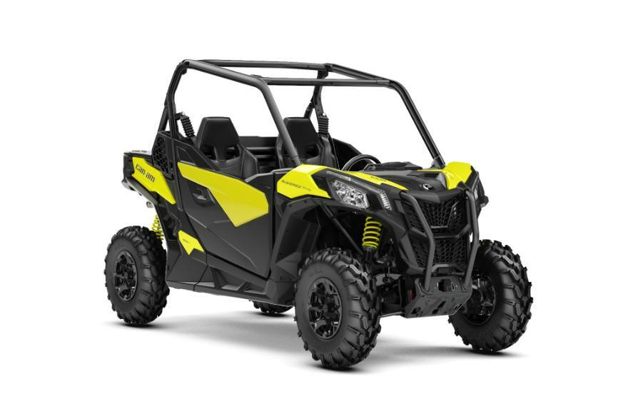 Maverick Trail-Sport Power Steering