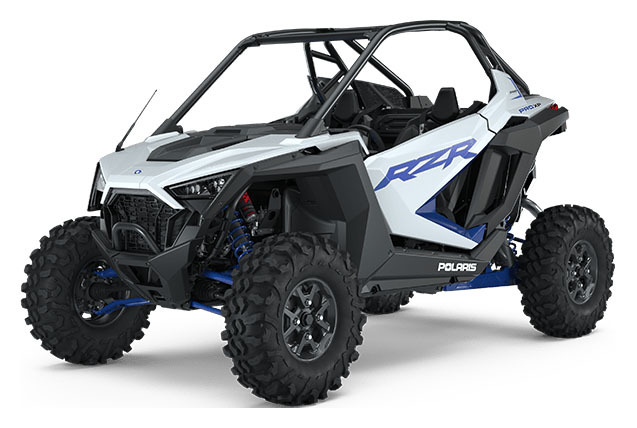 Polaris RZR Pro XP Audio