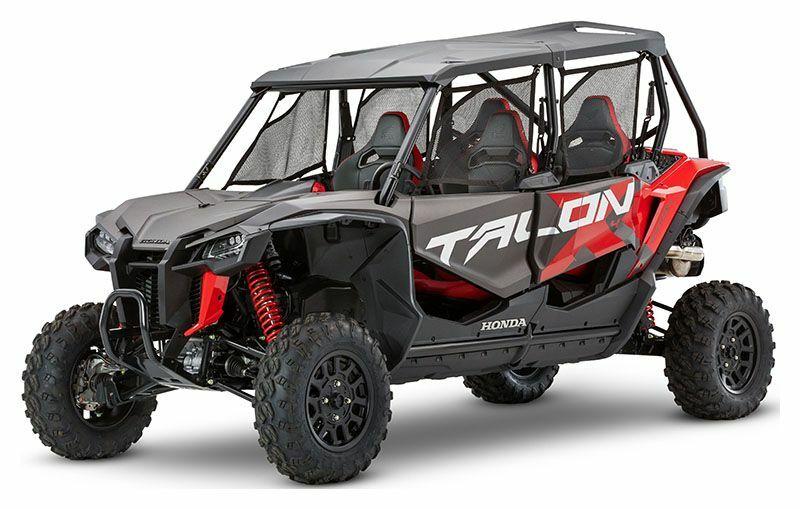 Honda Talon 1000-4 Doors