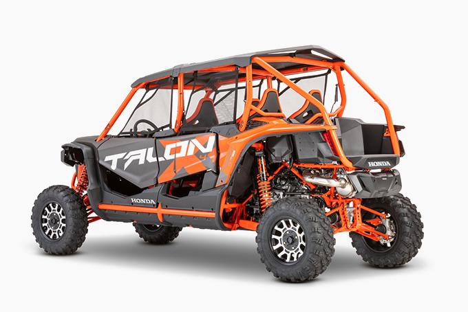 Honda Talon 1000-4 Skid Plates