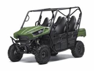 Kawasaki Teryx-4 Cab Enclosures-Heaters