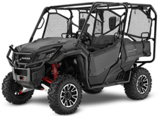 Honda Pioneer 1000 Cab Enclosures-Heaters