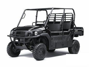Kawasaki Mule PRO FX/FXT/DX Windshields