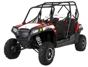 Polaris RZR 4 800 Bumpers
