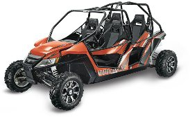 Arctic Cat Wildcat-4 Lift Kits
