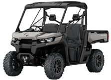 Can Am Defender Doors