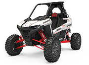 Polaris RZR RS1 Doors
