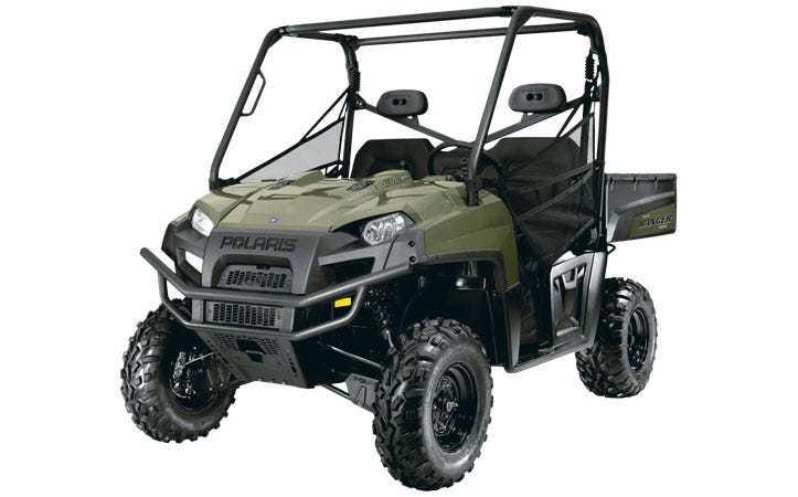 Ranger 570 Full Size (Round Cage)