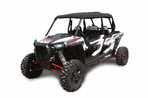Polaris RZR 4 XP 1000-Turbo-900 Bumpers