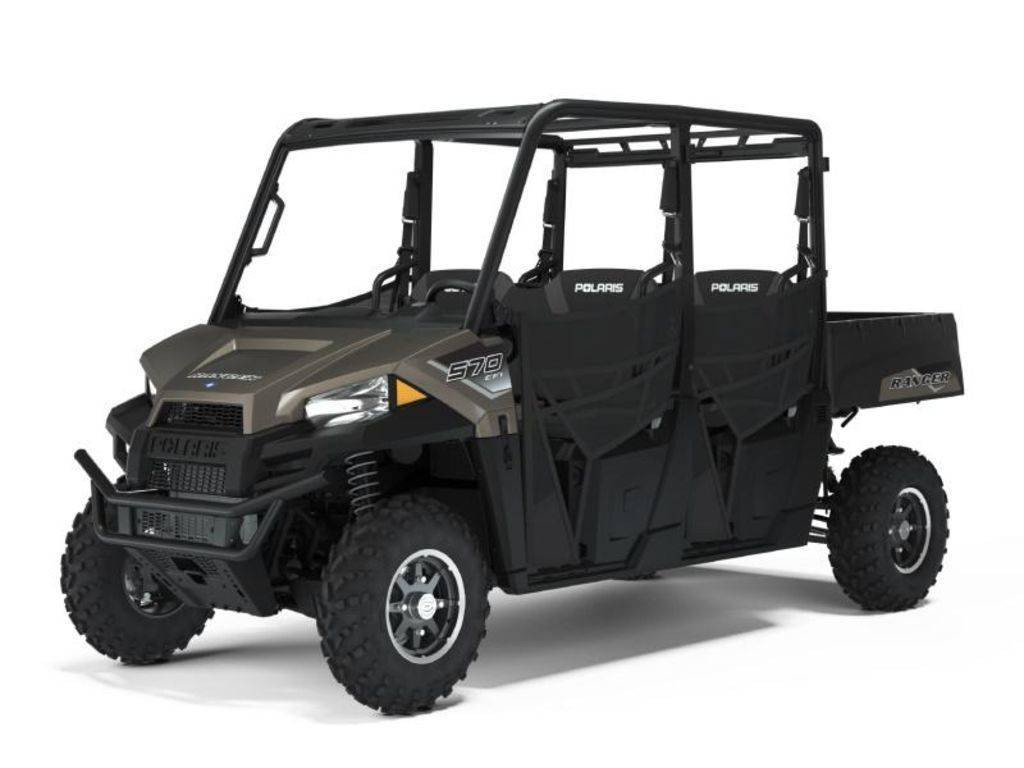 2021 Polaris Ranger Midsize 500-570 Crew