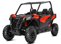 Can Am Maverick Trail-Sport Bumpers