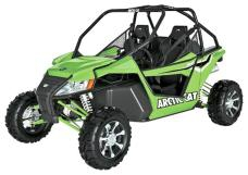 Arctic Cat Wildcat Windshields