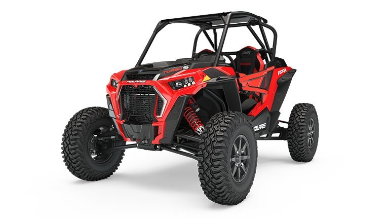 Polaris RZR Turbo S Audio