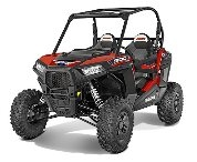 Polaris RZR 900 Doors (2015+)