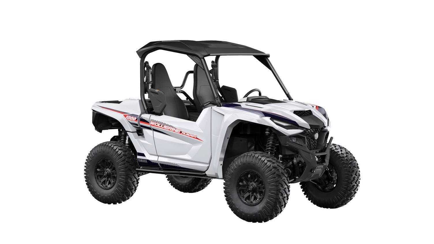 Yamaha Wolverine RMAX 1000 Bumpers