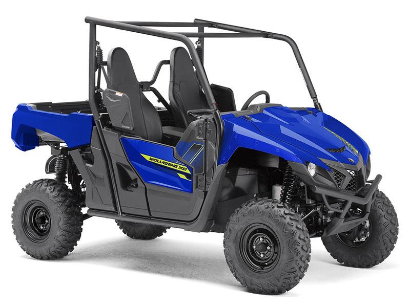Yamaha Wolverine X2 Windshields