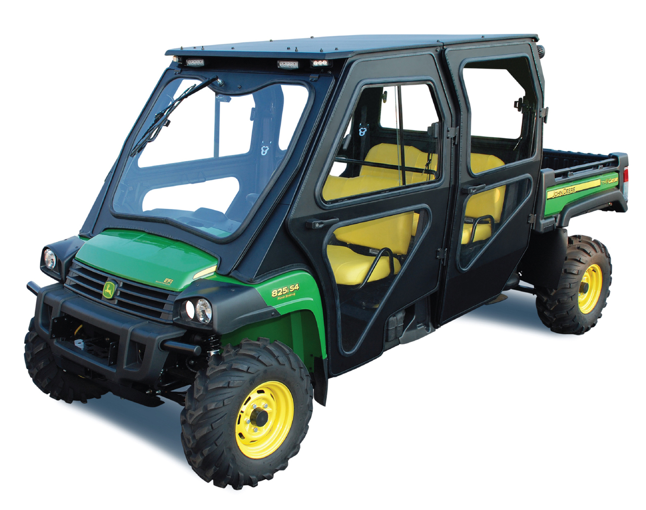 John Deere Gator Accessories >> John Deere Gator Xuv 825i S4 All Steel Cab Utv Direct