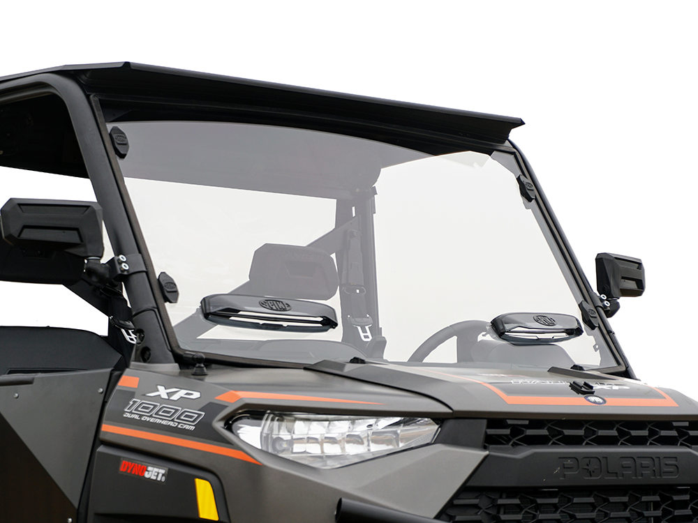 Yamaha Viking III Cab Enclosure For Spike Venting Windshield